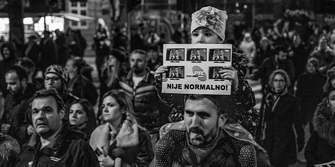 Two months of protests in Serbia – what's next?