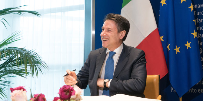 How Brexit affects Italy – and its Eurosceptic politicians