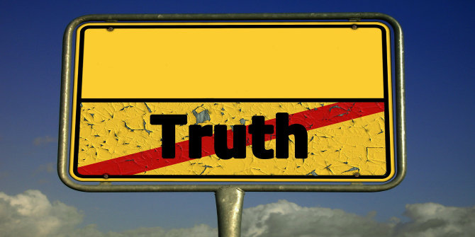 Book Review: A Political Theory of Post-Truth by Ignas Kalpokas