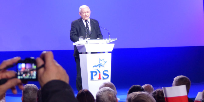 Have the 'Kaczyński tapes' had any impact on Polish politics?