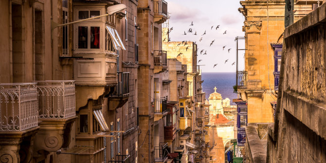 How smallness produces clientelism, polarisation, record turnout and corruption in Malta