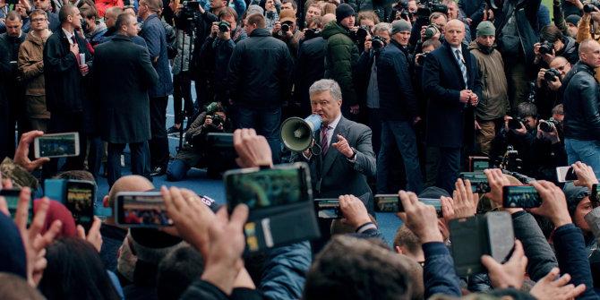Poroshenko vs Zelensky: Who will win the second round of Ukraine's presidential election? | EUROPP