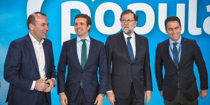 How not to fight an election – lessons for Europe's centre-right from the 2019 Spanish general election   EUROPP