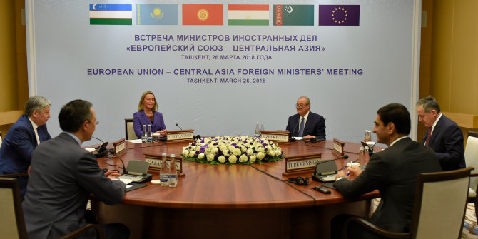 Tiptoeing around the two elephants in the room? Assessing the EU's new Central Asia Strategy