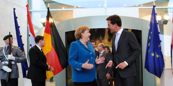 Have Austria, Germany and the Netherlands impeded Eurozone reforms?