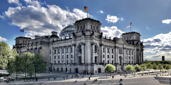 A sputtering car goes into reverse: The German recession and its consequences