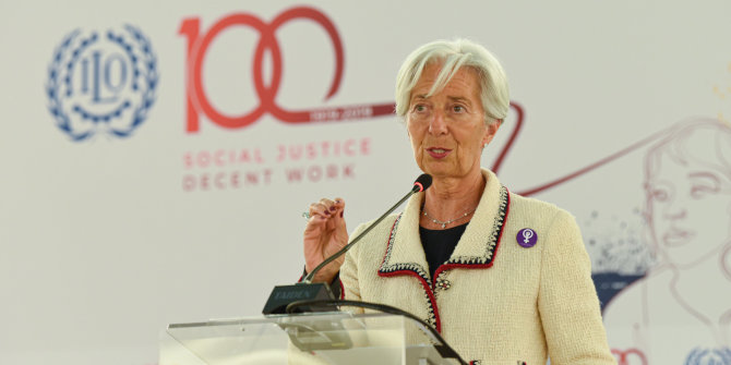 Christine Lagarde is not a progressive choice for ECB president