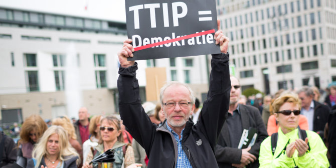 Not in my sandwich: How GMOs, hormones and values combined to make CETA and TTIP so heavily politicised