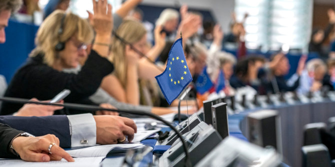 How coalition dynamics affect Eurosceptic voting in European Parliament elections