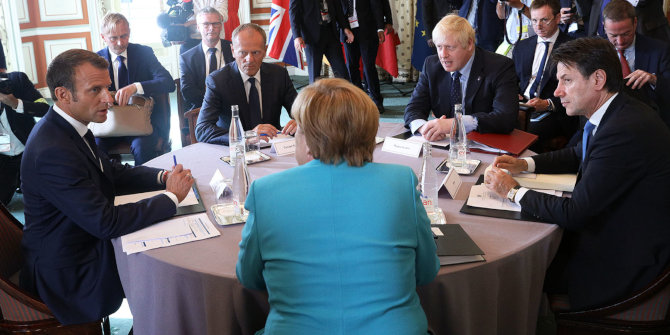Why differentiated integration and disintegration will shape post-Brexit Europe