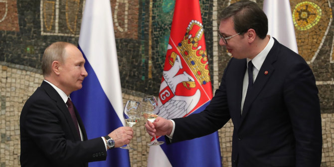 Serbia's deal with the Eurasian Economic Union: A triumph of foreign policy over economics