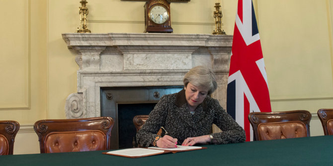 Lessons from Article 50: Why exit clauses should include penalties for the seceding state