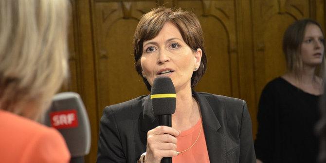 Switzerland's 'green tsunami' slows to a trickle