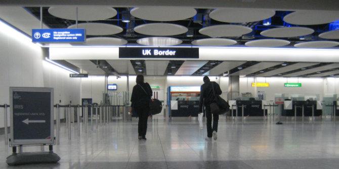 UK general election primers: Immigration