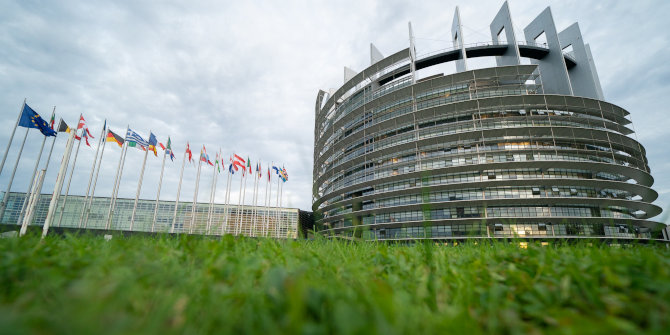 A question of trust: Intra-party delegation in the European Parliament