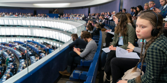Why 'greening' the EU's institutions remains far from straightforward