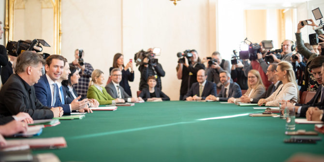 Austria's new ÖVP-Green coalition is unlikely to alter the country's conservative course