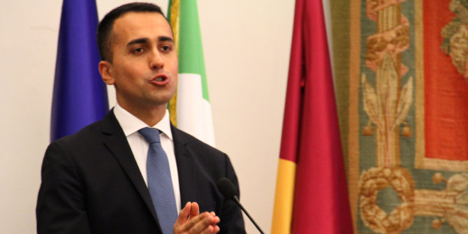 The failed integration of an anti-system party: Where Luigi Di Maio and the Five Star Movement went wrong