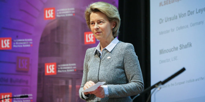 """Ursula von der Leyen: """"We have to be very clear that Brexit is a matter of trade-offs and choices"""""""