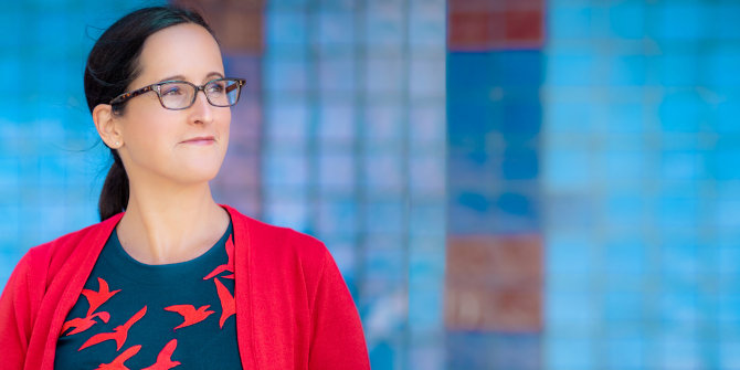"""Five minutes with Katharina Borchert: """"Online advertising has created a surveillance economy"""""""