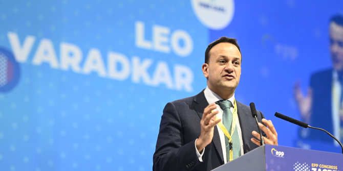 A political economy forecast of Ireland's 2020 general election: Will the government lose fewer seats than expected?
