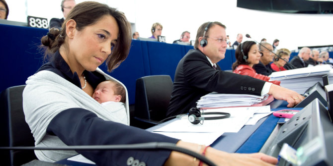 Female parliamentarians still face a motherhood penalty, but the evidence globally suggests it can be ended
