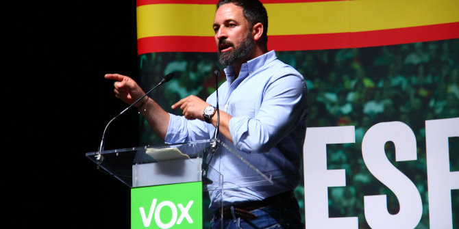 Spain and the populist radical right: Will Vox become a permanent feature of the Spanish party system?