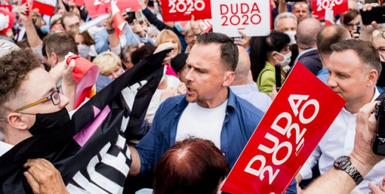 Who will win Poland's crucial presidentialelection?
