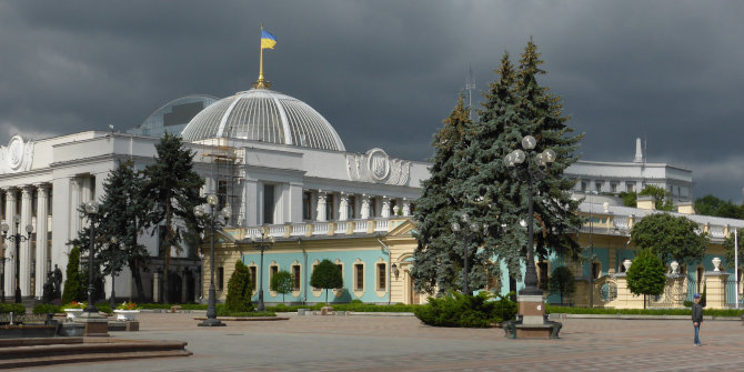 Combating corruption in Ukraine: Are the country's parliament and anti-corruption agency up to the task?