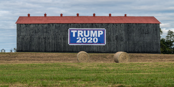 Why issue-based strategies won't help Trump win re-election