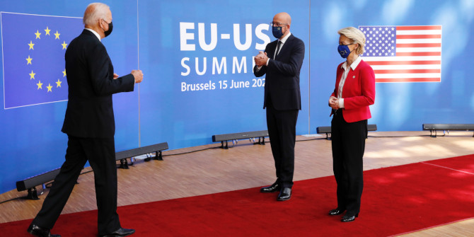 Tensions between the US and Europe do not spell the end of 'the West'