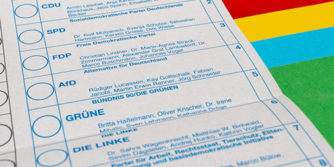 German federal election: Is there a trend toward more candidates from ethnic minority backgrounds?
