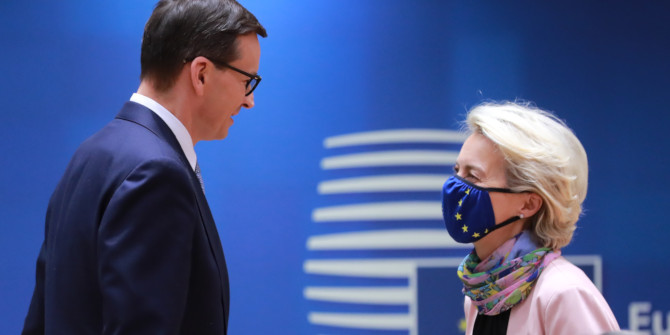 De facto differentiation in action: Why Poland will stay in the EU, with or without the blessing of Brussels