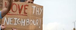 Economic inequality generates selective solidarity that penalises immigrants