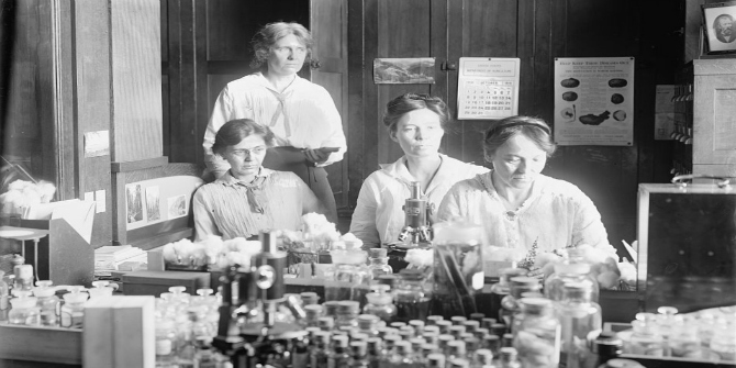 Book Review: A Lab of One's Own: Science and Suffrage in the First World War by Patricia Fara