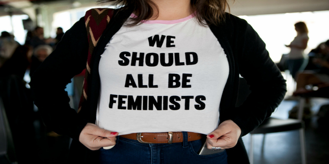 New Review: Empowered: Popular Feminism and Popular Misogyny by Sarah Banet-Weiser