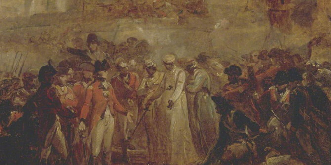 Book Review: The Anarchy: The Relentless Rise of the East India Company by William Dalrymple