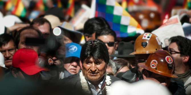Book Review: When Movements Become Parties: The Bolivian MAS in Comparative Perspective by Santiago Anria