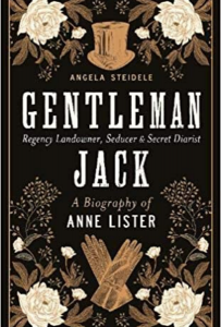 Book cover of Gentleman Jack by Angela Steidele