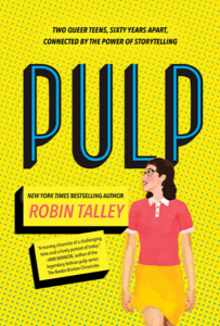 Book cover of Pulp by Robin Talley
