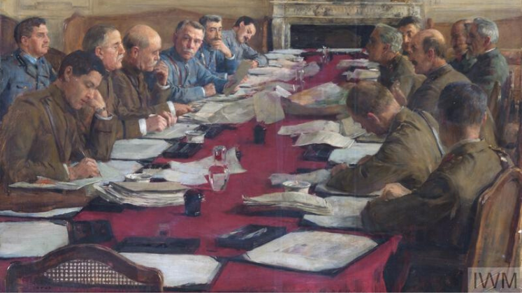 Book Review: Coalition Strategy and the End of the First World War: The Supreme War Council and War Planning, 1917-1918 by Meighen McCrae