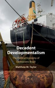 Book cover of Decadent Developmentalism