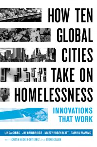 Book cover of How Ten Global Cities Take on Homelessness