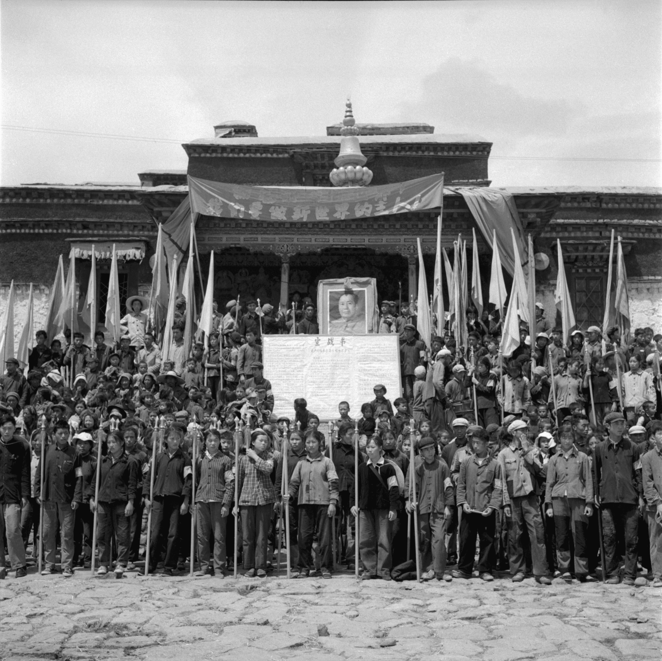 Remembering the Revolution in Tibet