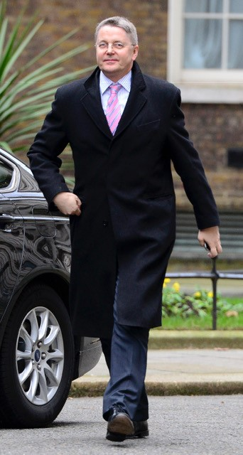 Lord Jeremy Heywood