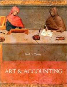 Book cover: Art & Accounting