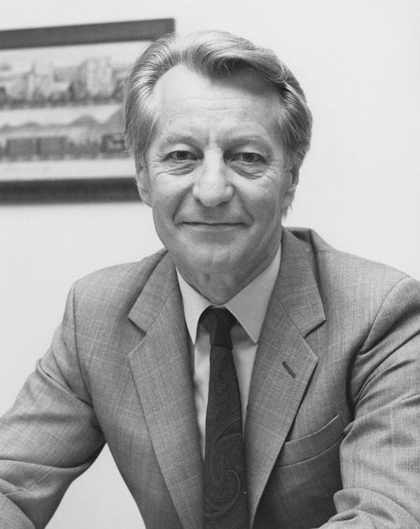Professor Robert Pinker