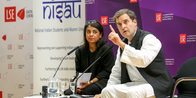 Rahul Gandhi town hall: feature length special