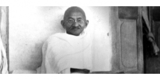 From the archive: On Mahatma Gandhi