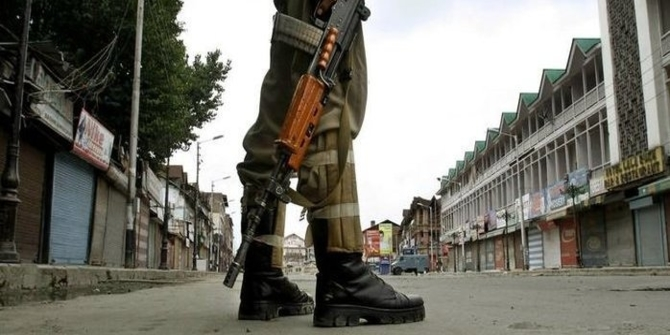 "What's new about ""new militancy"" in Kashmir?"